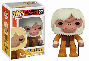 Pop! Movies Planet of the Apes Vinyl Figure Doctor Zaius #27 (Retired)