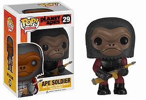 Pop! Movies Planet of the Apes Vinyl Figure Ape Soldier #29 (Retired)