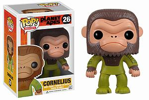 Pop! Movies Planet of the Apes Vinyl Figure Cornelius #26 (Retired)