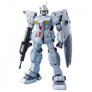 Gundam Master Grade 1/100 Scale Model Kit: RGM-79N GM Custom