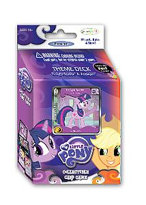 My Little Pony Collectible Card Game Premiere Edition Twilight Sparkle Theme Deck