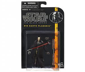 Star Wars Legends The Black Series 2: Darth Plagueis #18