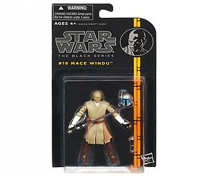 Star Wars Legends The Black Series 2: Mace Windu #19