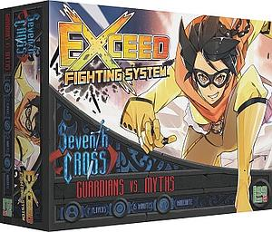 Exceed Seventh Cross - Guardians vs. Myths