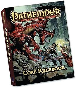 Pathfinder Roleplaying Game: Core Rulebook (Reprint)