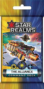 Star Realms Command Deck - The Alliance