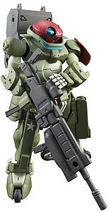 Gundam High Grade Build Divers 1/144 Scale Model Kit: Grimoire Red Beret