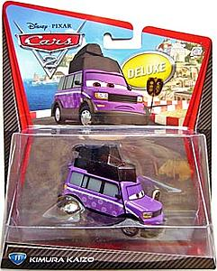 Mattel Disney Cars Die-Cast 1:55 Scale Deluxe Toy: Kimura Kaizo
