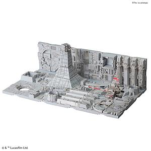Star Wars 1/144 Scale Model Kit: Death Star Attack Set