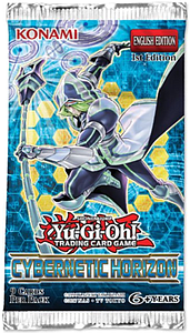 YuGiOh Trading Card Game: Cybernetic Horizon Booster Pack