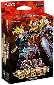 YuGiOh Trading Card Game Starter Deck: Codebreaker