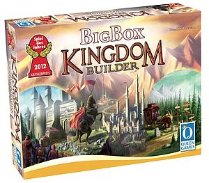 Kingdom Builder: Big Box (2nd Edition)