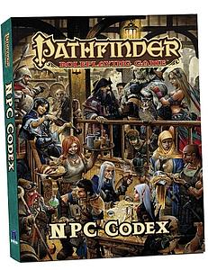 Pathfinder Roleplaying Game: NPC Codex Pocket Edition