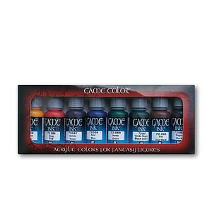 8 Game Colour Set - Game Inks