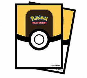 Pokemon Deck Protector 65-pack Sleeves: Ultra Ball