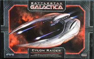 Cylon Raider Finished (MOB2926)
