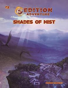 5th Edition Adventures: C-2 Shades of Mist