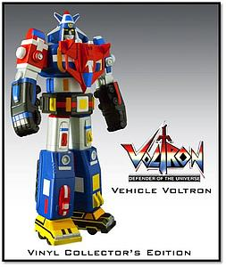 Toynami Voltron Robot Defender of the Universe: Vehicle Voltron