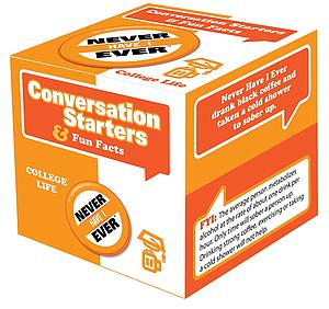 Never Have I Ever: Conversation Starters - College Life Edition