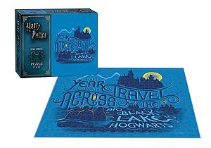 Puzzle 200 Piece Harry Potter Journey to Hogwarts
