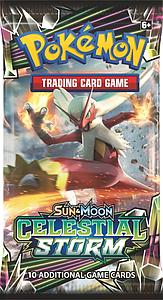 Pokemon Trading Card Game: Sun & Moon (SM7) Celestial Storm Booster Pack