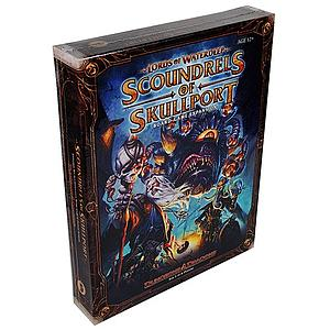 Lords of Waterdeep Scoundrels of Skullport Expansion