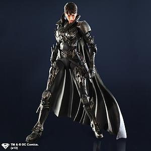 "Man Of Steel Superman 8"" Play Arts Kai: Faora"