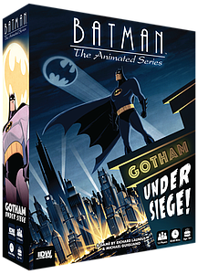 Batman: The Animated Series – Gotham Under Siege