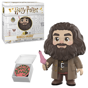 5 Star Harry Potter Vinyl Figure Rubeus Hagrid