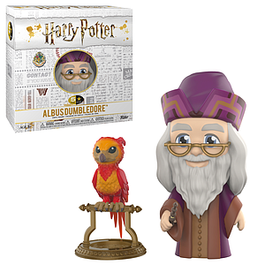 5 Star Harry Potter Vinyl Figure Albus Dumbledore