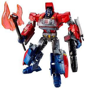 Transformers Generations Deluxe Class: Orion Pax (Canadian Packaging) [IDW]