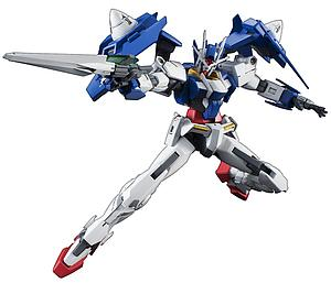 Gundam High Grade Build Divers 1/144 Scale Model Kit: #000 Gundam 00 Diver