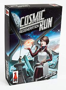 Cosmic Run: Regeneration