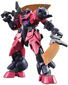 Gundam High Grade Build Divers 1/144 Scale Model Kit: #005 Ogre GN-X
