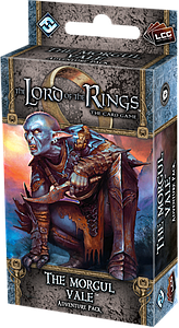 The Lord of the Rings: The Card Game - The Morgul Vale
