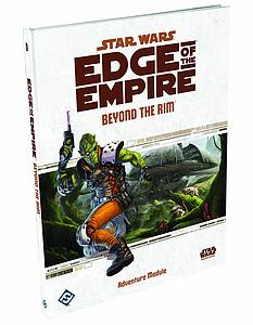 Star Wars Edge of The Empire: Beyond The Rim Game