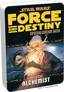 Star Wars: Force and Destiny – Mystic Alchemist