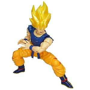 Dragon Ball Z Master Grade 1/8 Scale Model Kit: Super Saiyan Son Gokou