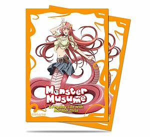 Monster Musume Card Sleeves 65-pack Standard Size: Miia