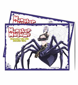 Monster Musume Card Sleeves 65-pack Standard Size: Rachnera