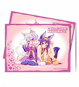 No Game No Life - Nayaa! Standard Card Sleeves (66mm x 91mm)