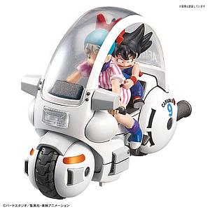 Mecha Collection - Bulma's Capsule No.9 Motorcycle
