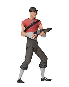 Team Fortress 2 - Red Scout
