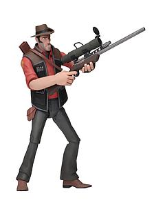 Team Fortress 2 - Red Sniper
