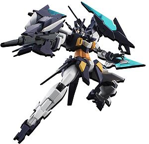 Gundam High Grade Build Divers 1/144 Scale Model Kit: #001 Gundam Age II Magnum