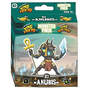 King of Tokyo and New York: Monster Pack - Anubis #03