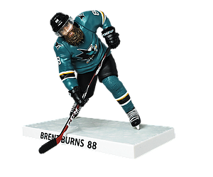 NHL Brent Burns (San Jose Sharks)