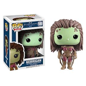Pop! Games Starcraft Vinyl Figure Sarah Kerrigan #18 (Retired)