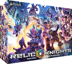 Relic Knights: 2nd Edition