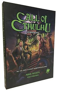 Call of Cthulhu: 7th Edition Starter Set